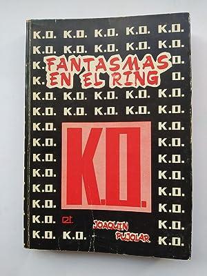 Imagen del vendedor de FANTASMAS EN EL RING - BOXEO. a la venta por TraperíaDeKlaus