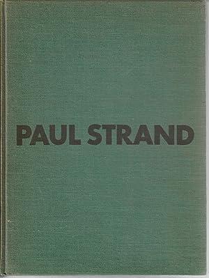 Paul Strand; Photographs 1915-1945: Newhall, Nancy