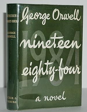 NINETEEN EIGHTY FOUR: GEORGE ORWELL