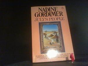 Julys People: Gordimer, Nadine: