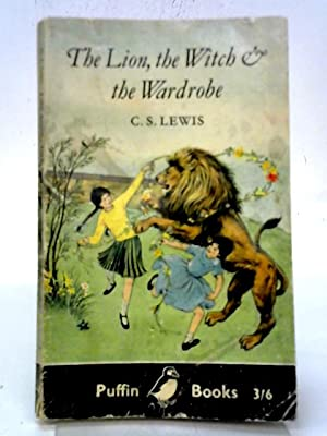 The Lion, The Witch & The Wardrobe: C. S. Lewis