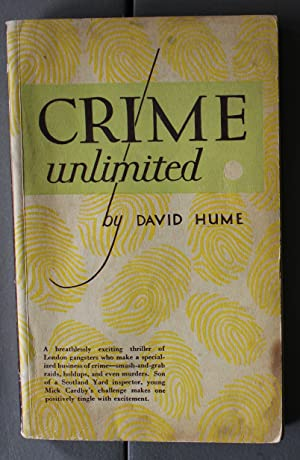 CRIME UNLIMITED. (Canadian Collins White Circle # 53).