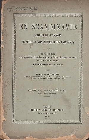 En Scandinavie - Note de voyage -: Alexandre BOUTROUE
