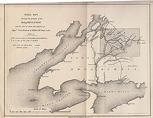 Rapport des opérations pour 1873-74.: Alfred R.C. Selwyn,