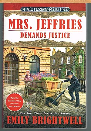 MRS. JEFFRIES DEMANDS JUSTICE; a Victorial Mystery #39