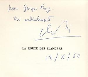 La Route des Flandres.: SIMON (Claude).
