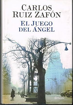 EL JUEGO DEL ÁNGEL: RUIZ ZAFON,CARLOS