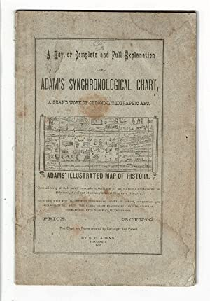 A key, or complete and full explanation of Adam's synchronological chart, a grand work of chromo-...