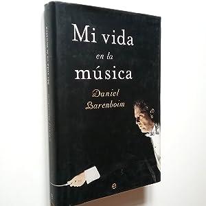 Mi vida en la música: Daniel Barenboim