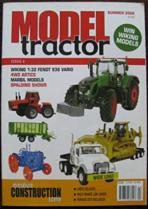 Model Tractor Issue 4. Summer 2008
