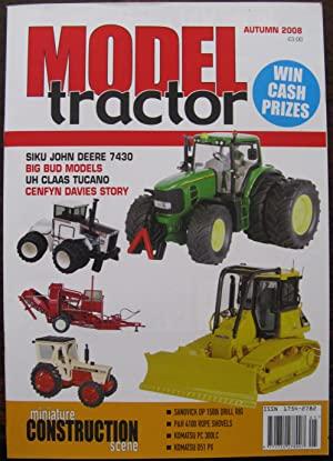 Model Tractor Issue 5. Autumn 2008