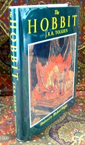 Bild des Verkäufers für The Hobbit, or There and Back Again, Signed By Michael Hague zum Verkauf von The Tolkien Bookshelf