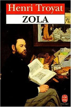 Zola: Troyat Henri