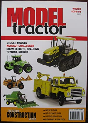 Model Tractor. Issue 6. Winter 2008 / 09