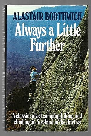 Always a Little Further: Alastair Borthwick