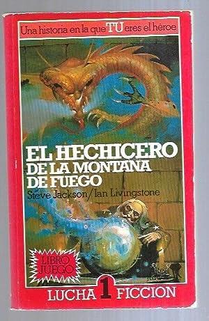 HECHICERO DE LA MONTAÑA DE FUEGO -: JACKSON, STEVE /