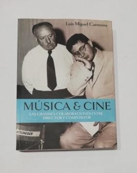 Música y cine. Las grandes colaboraciones entre: CARMONA, Luis Miguel.