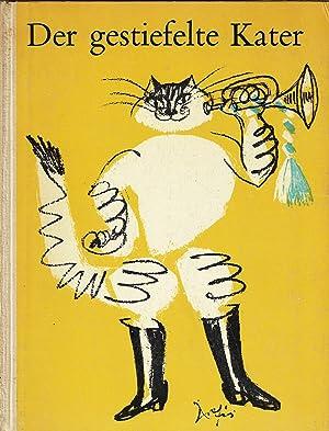 Der Gestiefelte Kater (Puss in Boots): Fischer, Hans (retold