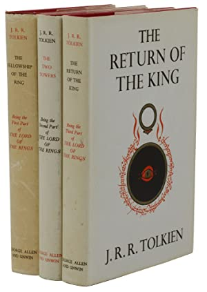 The Lord of the Rings: The Fellowship of the Ring; The Two Towers; The Return of the King (3 Volu...