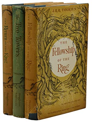 The Lord of the Rings Trilogy: The Fellowship of the Ring,The Two Towers, & The Return of the King