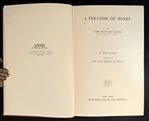 Seller image for TREATISE ON MONEY for sale by Buddenbrooks, Inc.