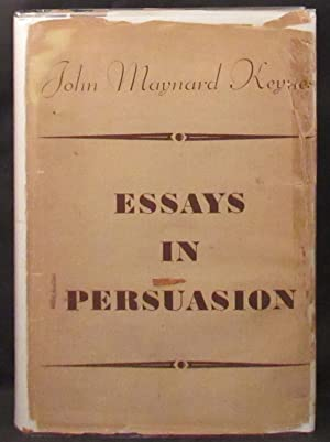 Seller image for ESSAYS IN PERSUASION for sale by Buddenbrooks, Inc.