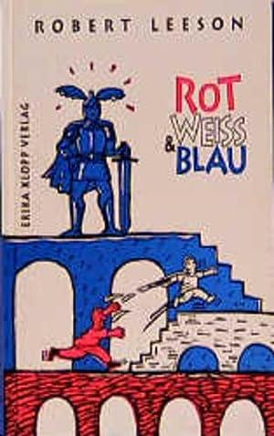 Rot, weiss & blau: Leeson, Robert: