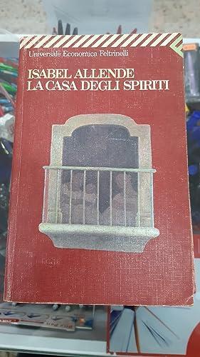 Immagine del venditore per LA CASA DEGLI SPIRITI venduto da Libreria D'Agostino