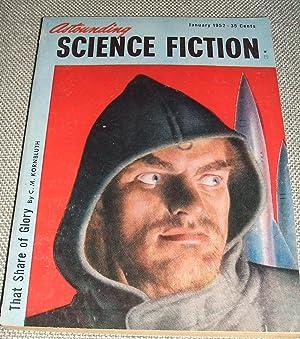 Bild des Verkäufers für Astounding Science Fiction for January 1952 zum Verkauf von biblioboy