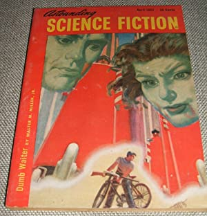 Bild des Verkäufers für Astounding Science Fiction for April 1952 zum Verkauf von biblioboy