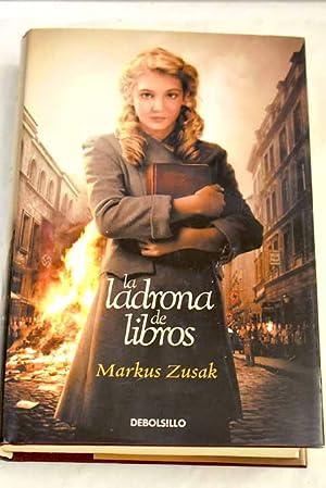 La ladrona de libros: Zusak, Markus
