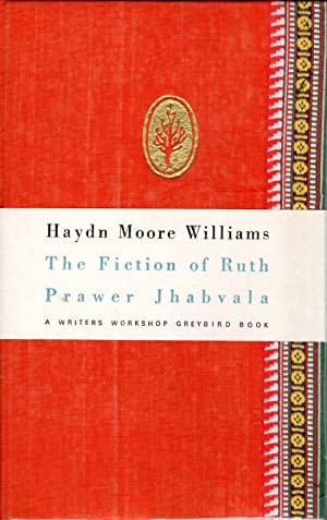 Seller image for The Fiction of Ruth Prawer Jhabvala for sale by PERIPLUS LINE LLC