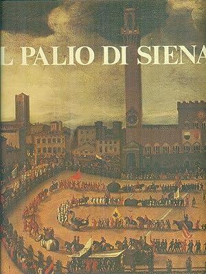 Il Palio di Siena: Pecchioli, Arrigo