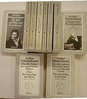 Zurcher Ausgabe. Werke in zehn Bänden [10: SCHOPENHAUER, ARTHUR.