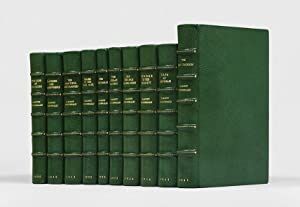 Complete set of works published in the: FITZGERALD, F. Scott.