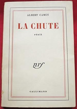 La Chute. récit.: CAMUS, Albert.
