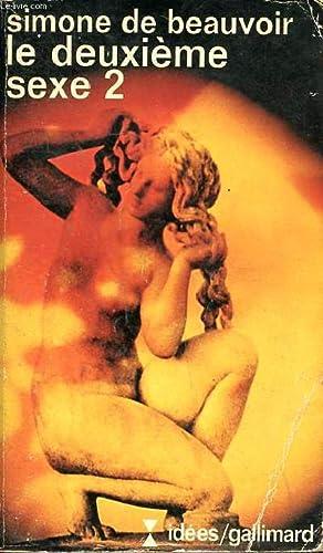 Image du vendeur pour Le deuxième sexe 2 Collection idées N°153 mis en vente par Le-Livre