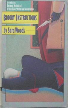 Bloody Instructions: Woods, Sara