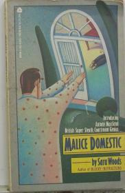 Malice Domestic: Woods, Sara