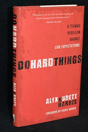 Do Hard Things; A Teenage Rebellion Against Low Expectations