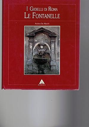 Immagine del venditore per Le fontanelle di Roma. venduto da Libreria Gullà