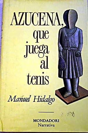 Imagen del vendedor de Azucena, que juega al tenis a la venta por Alcaná Libros