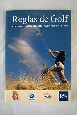 Reglas de golf y Reglas del Estatus