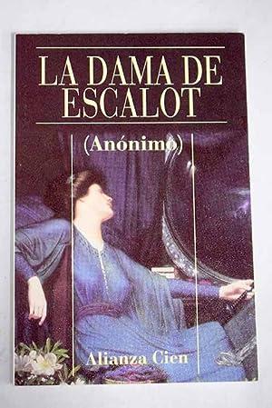 La dama de Escalot: Anonimo