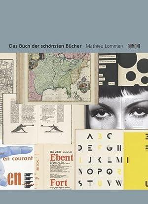 Das Buch der schönsten Bücher: Lommen, Mathieu