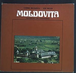 Moldovita. Historische und Kunstdenkmäler Rumäniens: Nicolescu, Corina: