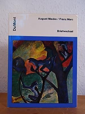 August Macke - Franz Marc. Briefwechsel: Macke, August und
