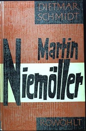 Bild des Verkäufers für Martin Niemöller; zum Verkauf von Petra Gros