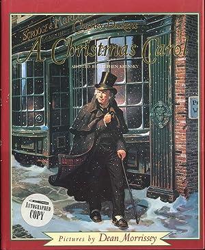 Bild des Verkäufers für A Christmas Carol zum Verkauf von Bookmarc's
