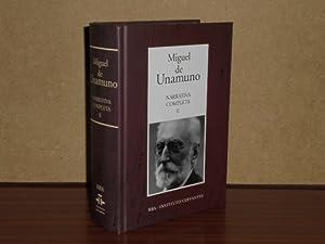 NARRATIVA COMPLETA II - El espejo de: Unamuno, Miguel de
